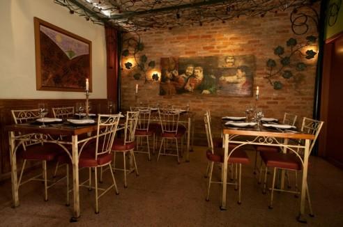 Restaurante Via Destra