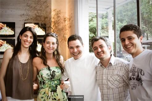 Almoço de Sábado no O Dádiva com seu novo chef: Felipe Rameh (Sansão)