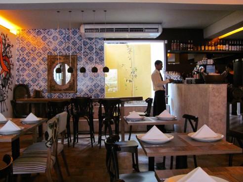 Restaurante Trindade (Saia Mais)