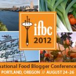 IFBC 2012 está chegando. Comida e WEB juntos!