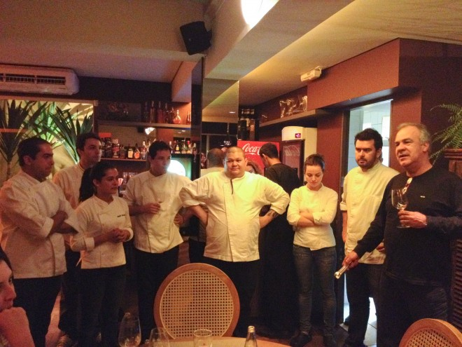 A noite da LIbertação da Gastronomia Mineira - por Eduardo Avelar