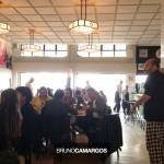 Amplo Salão Art Decó do Dorival Bar & Parrilla