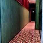 Corredor para o Banheiro do Dorival Bar & Parrilla
