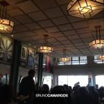 Decoração Art Decó do Dorival Bar & Parrilla