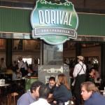 Fachada do Dorival Bar & Parrilla