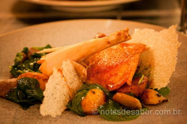 Galinha do Thoumieux, restaurante perto da Torre Eiffel