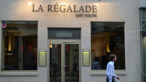 Restaurantes em Paris (Le Regalade)
