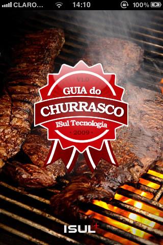 Guia do Churrasco (Aplicativo de Gastronomia)