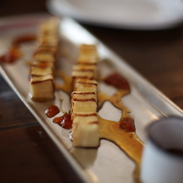 Queijo Coalho do Borracharia Gastro Pub