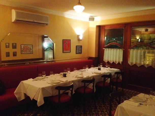 Au Bon Vivant - Restaurante em BH