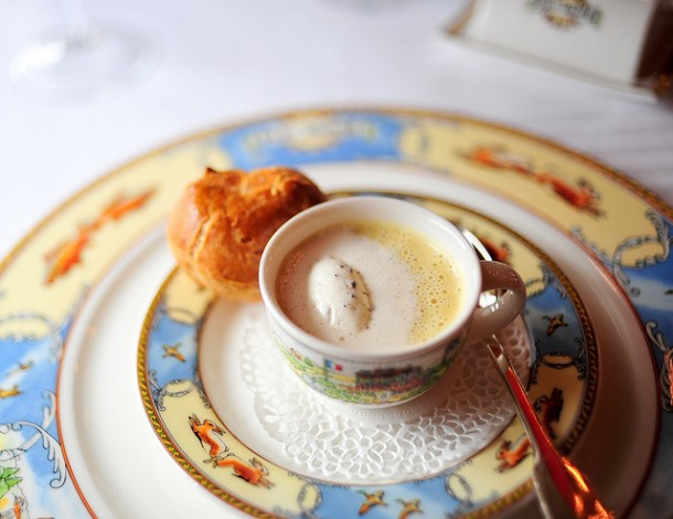 Amuse Bouche - Paul Bocuse