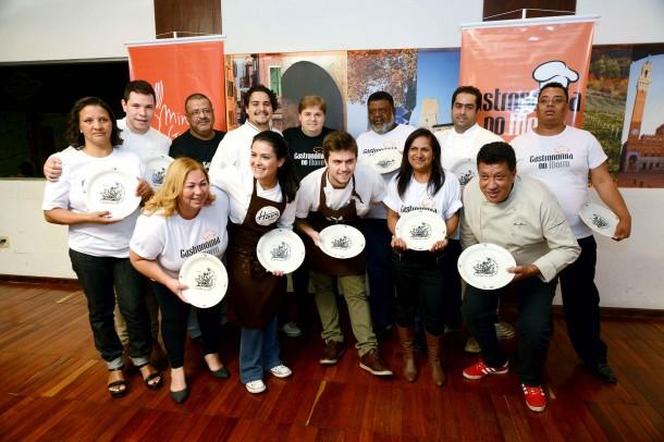 Foto Oficial Projeto Gastronomia no Morro