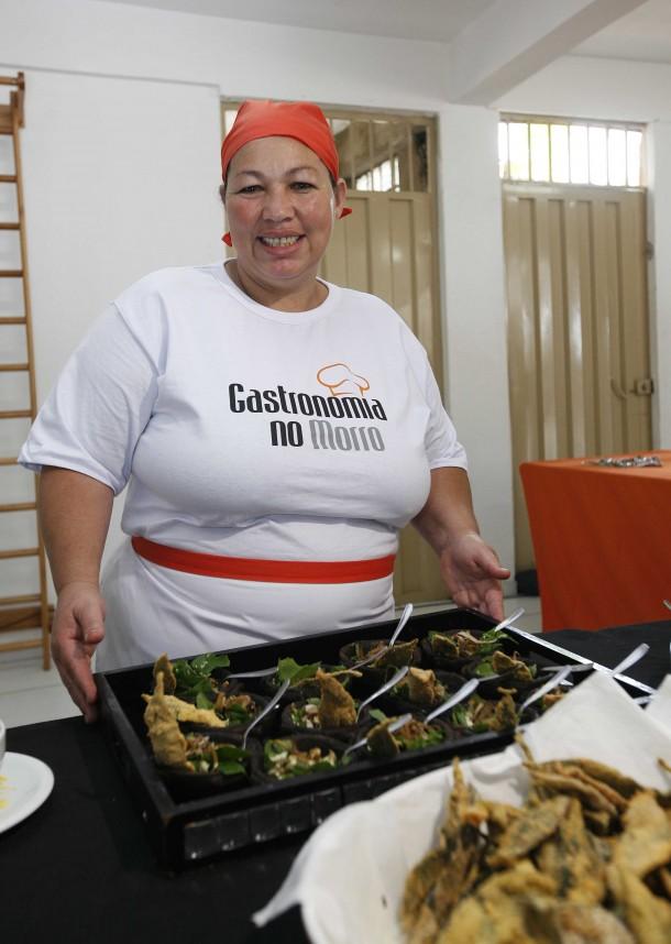 Projeto Gastronomia no Morro