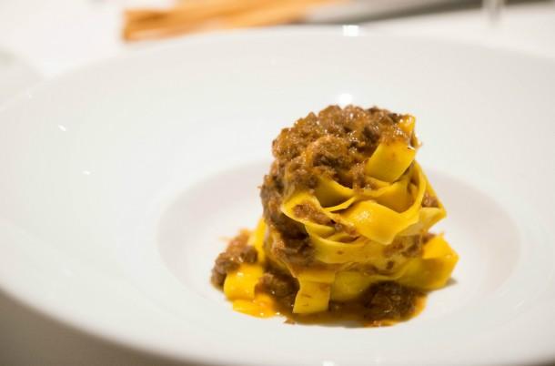 Osteria Francescana: Tagliatella al ragù