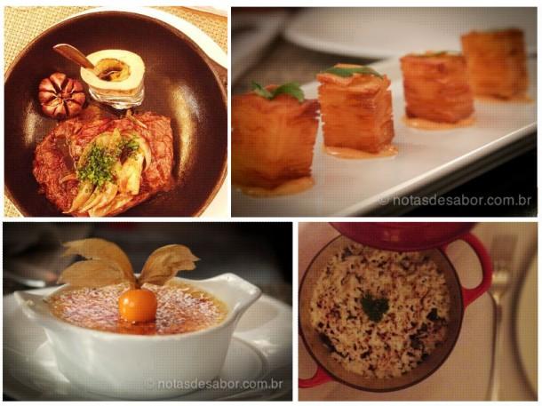 Restaurantes em BH de 2013 - os que mais gostei