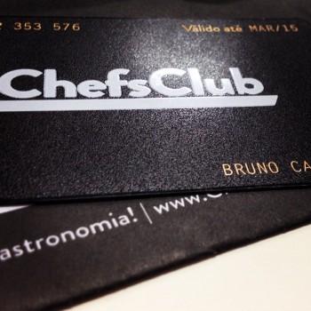 Chefs Club, descontos em restaurantes