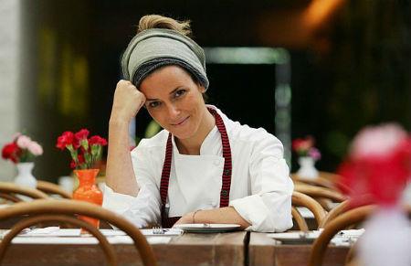 Helena Rizzo do Restaurante Maní
