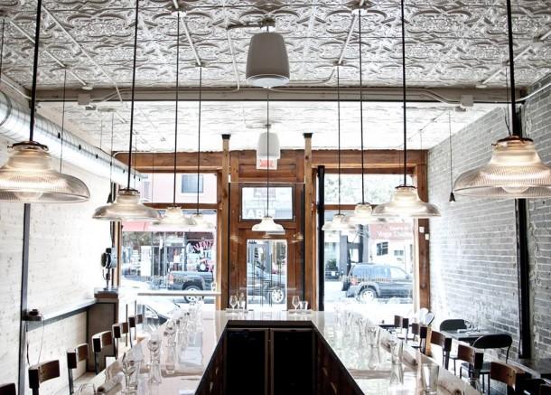 Restaurante em Montreal Hotel Herman