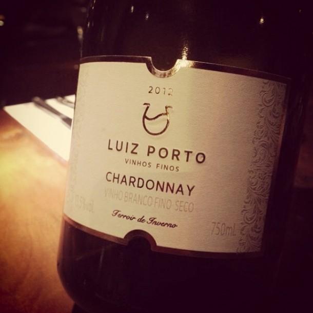 Chardonnay Luiz Porto