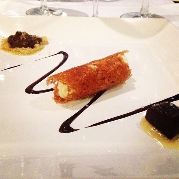 Sobremesa: Trilogia de Chocolate