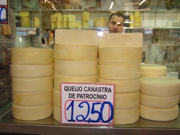Queijo Canastra de Patrocício com nomenclatura errada (Mercado Central - BH) | Enviado @diariogourmet